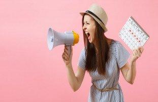 كيف تخرجين من متلازمة ما قبل الدورة الشهرية PMS بسهولة؟