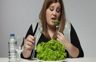 إنقاص الوزن عن طريق تناول المزيد من الطعام