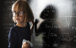 الطفل العبقري بين التفوق والإبداع