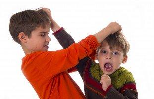 أسباب الشجار بين الأطفال وتأثيره على شخصيتهم