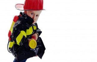 تعليم الطفل كيفية التعامل مع الحريق