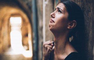 عندما يكون البكاء دليلاً على القوة!