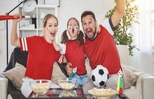 التعصب الرياضي والتعصب الكروي