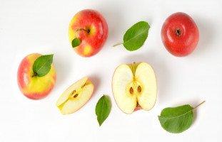 فوائد التفاح للصحة والمكونات الغذائية في كل تفاحة