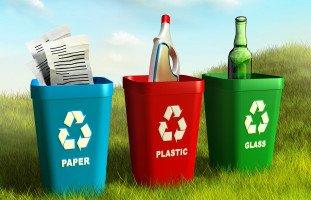 أهمية تدوير النفايات وأنواع إعادة التدوير
