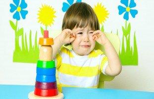 علاج بكاء الطفل في المدرسة أو الروضة (تجارب الأمهات على حِلّوها)