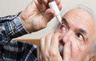 قطرات عينية جديدة لعلاج الماء الأبيض أو الساد