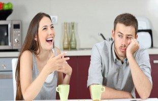 التعامل مع الزوج البارد وحلول برودة العواطف