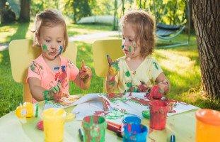 تربية الأطفال عمر سنتين والتعامل مع الطفل الشقي