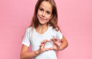 لغات الحب الخمس عند الأطفال