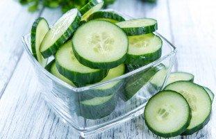 فوائد الخيار للجسم والحقائق الغذائية للخيار