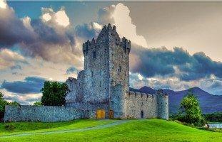 تفسير رؤية القلعة في المنام ورمز الحصن في الحلم