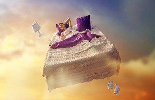 النوم في المنام وتفسير رؤية الاستيقاظ من النوم بالتفصيل