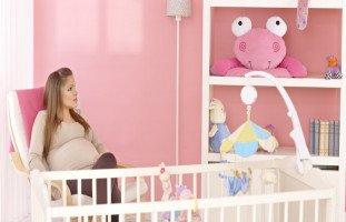 تجهيز غرفة استقبال المولود (غرفة البيبي الجديد)