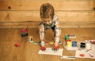 أساسيات تعليم الرسم للأطفال والخطوات