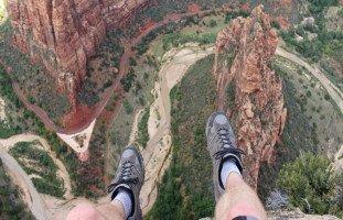 فوبيا المرتفعات والخوف من الأماكن المرتفعة