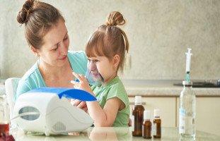 أسباب وأعراض ضيق التنفس عند الأطفال وطرق العلاج