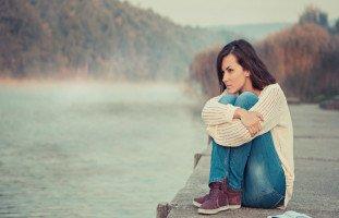 الاكتئاب خلال الدورة الشهرية