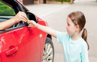 حماية الطفل عند تعامله مع الغرباء