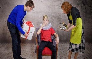 الطفل المدلل وتأثير الدلال على تربية الأطفال