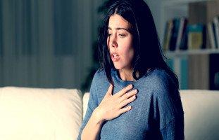 أسباب ضيق التنفس النفسيأو الوهمي وطرق علاجه