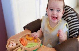 غذاء الطفل في الشهر السابع ووجبات الأطفال 7 شهور