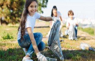 طرق تعليم الأطفال الحفاظ على البيئة