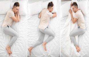 تأثير وضعية النوم على الصحة والأحلام