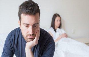 أسباب المشاكل الجنسية عند الرجل