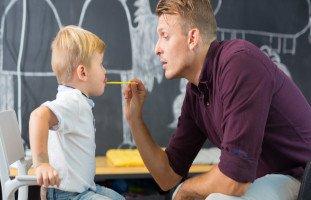 أعراض مشاكل النطق عند الأطفال وعلامات صعوبة النطق