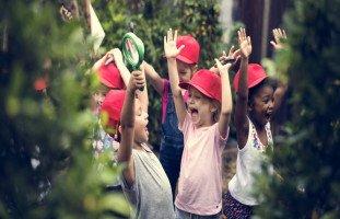 تأثير الطبيعة والمناظر الطبيعية على تعليم الأطفال