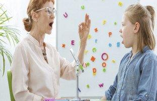 علاج صعوبة النطق عند الأطفال واكتساب مهارات اللغة