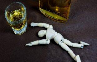 إدمان المشروبات الكحولية