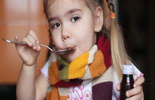 علاج الكحة الشديدة عند الأطفال