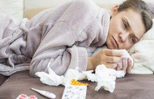 استعمال دواء باور كابس Power Caps لعلاج البرد وآثاره الجانبية