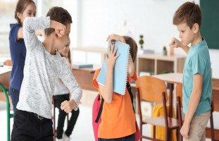 التنمر المدرسي والتعامل مع ظاهرة التنمر في المدارس