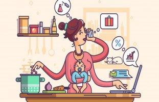 للأم المضغوطة 10 أفكار لتجديد الطاقة والاستمتاع بالخصوصية