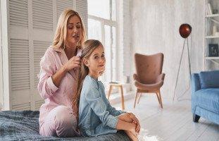 نصائح للأمهات في تربية الأطفال