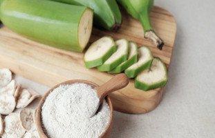 فوائد الموز الأخضر والفرق بينه وبين الموز الأصفر