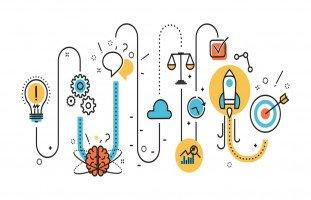 مراحل الإبداع الخمسة وتسلسل عملية الإبداع