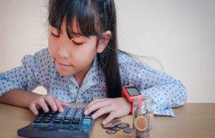 تحديد مصروف الطفل وأهمية تنظيمه