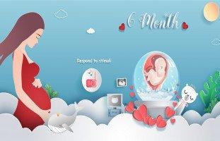 مشاكل الحمل في الشهر السادس والجماع