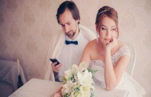 الخيانة في بداية الزواج وصدمة الخيانة المبكرة
