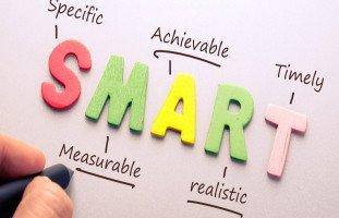 الأهداف الذكية ونموذج الهدف الذكي SMART Model