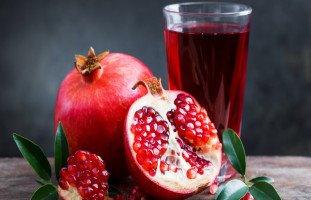فوائد الرمان وعناصر الرمان الغذائية