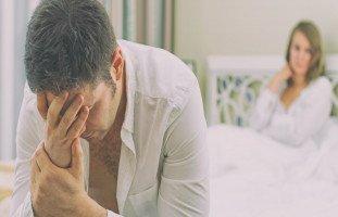 أسباب ارتخاء الانتصاب المفاجئ وعلاجه