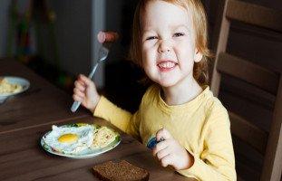 أهمية وجبة الغداء الصحية للأطفال