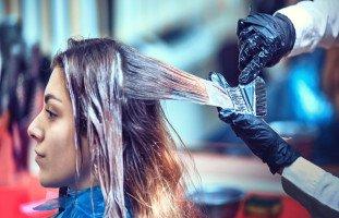 تأثير صبغ الشعر خلال الحمل وصبغة شعر طبيعية للحامل
