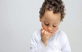الإجهاد والتوتر عند الطفل