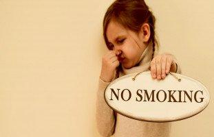 أضرار التدخين السلبي على الأطفال والوقاية منها